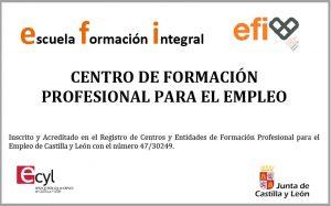 Centro acreditado de formación profesional para el empleo