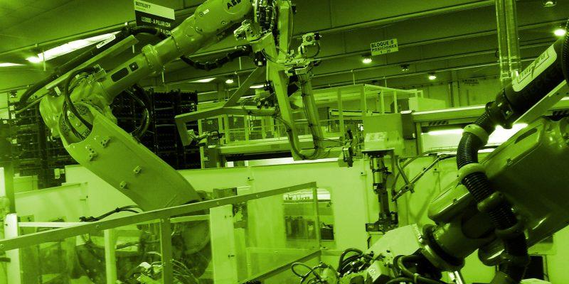 CURSO DE Programador trayectorista robótico